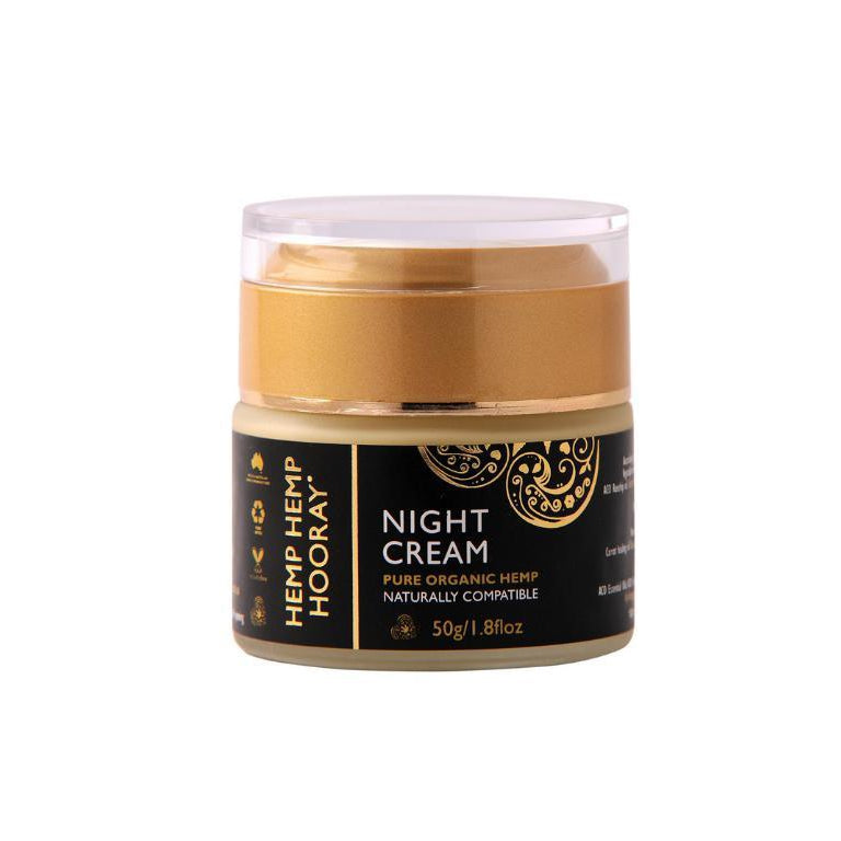 Hemp Hemp Hooray- Night Cream-Skin Care-Hemp Hemp Hooray-Hemp Arcade