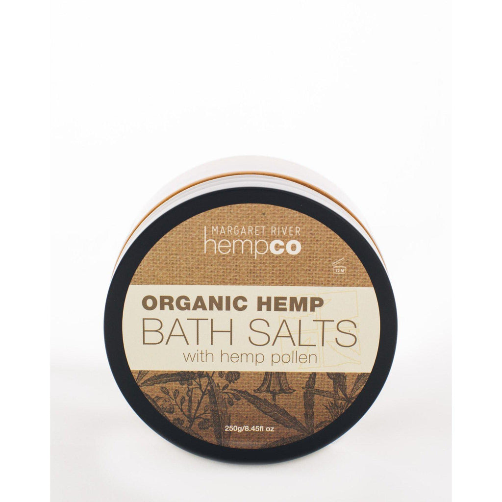 Organic Hemp Bath Salts-Skin Care-Hempco-Hemp Arcade
