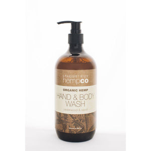 Hemp Hand & Body Wash- Cedarwood & Neroli-Skin Care-Hempco-Hemp Arcade