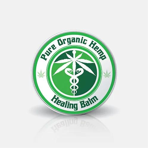The Hemp Lady- Pure Organic Hemp Healing Balm-Skin Care-The Hemp Lady-Hemp Arcade