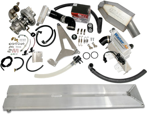 Polaris AXYS 800 Intercooled Turbo Kit