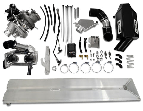 Polaris AXYS 850 Intercooled Turbo Kit