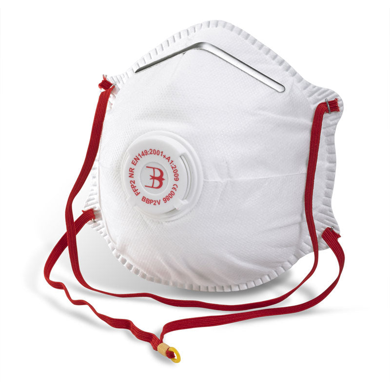 P2 Valved Mask – Case of 10