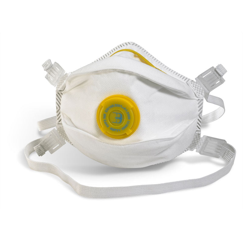P3 Valved Mask – Pack of 5