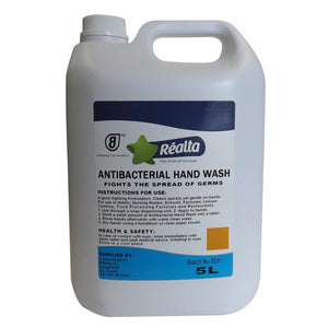 Anti Bacterial Hand Soap – 5 Litre