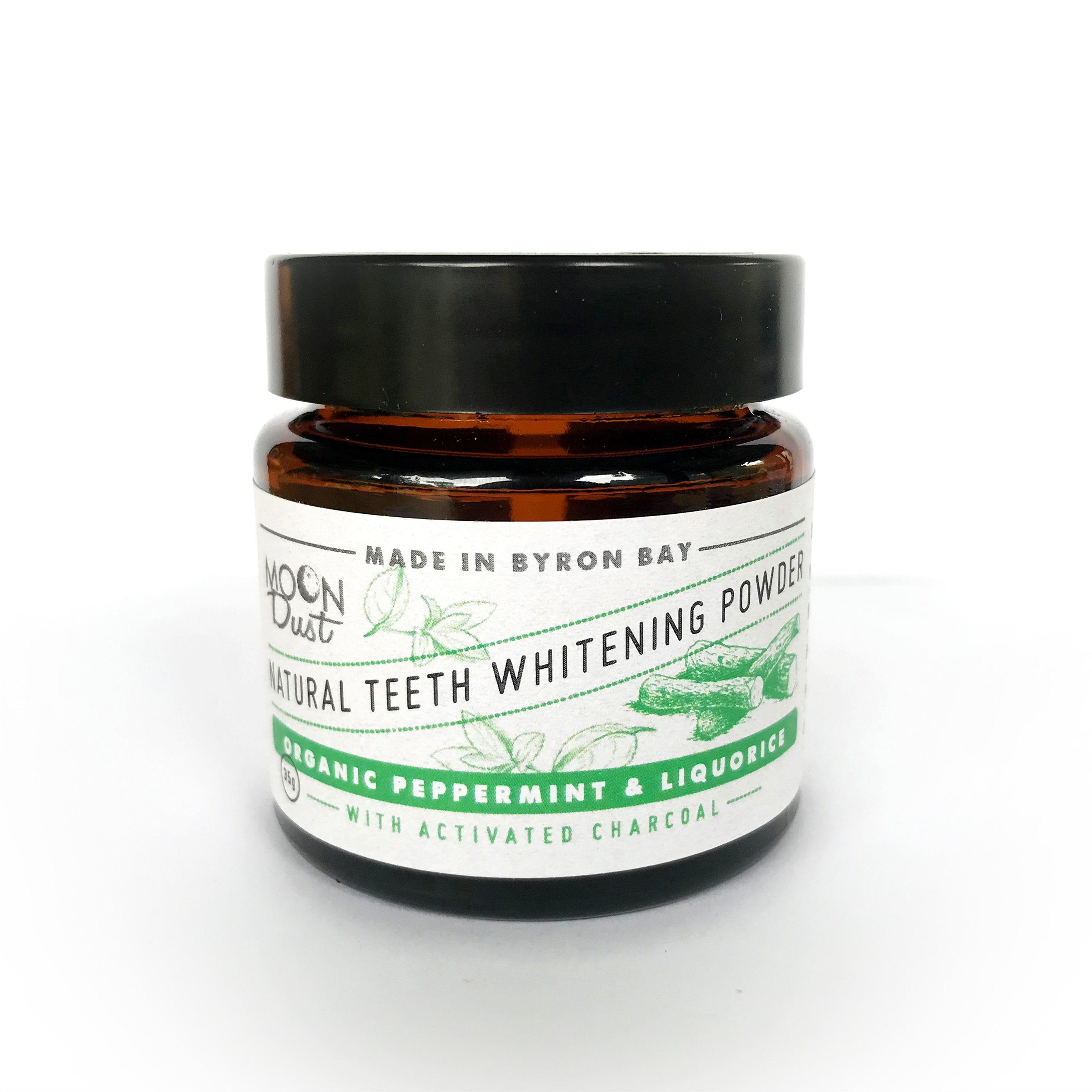 Whitening Mint & Licorice (jar)