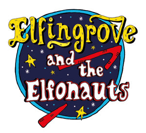 Elfingrove and the Elfonauts Children's Book