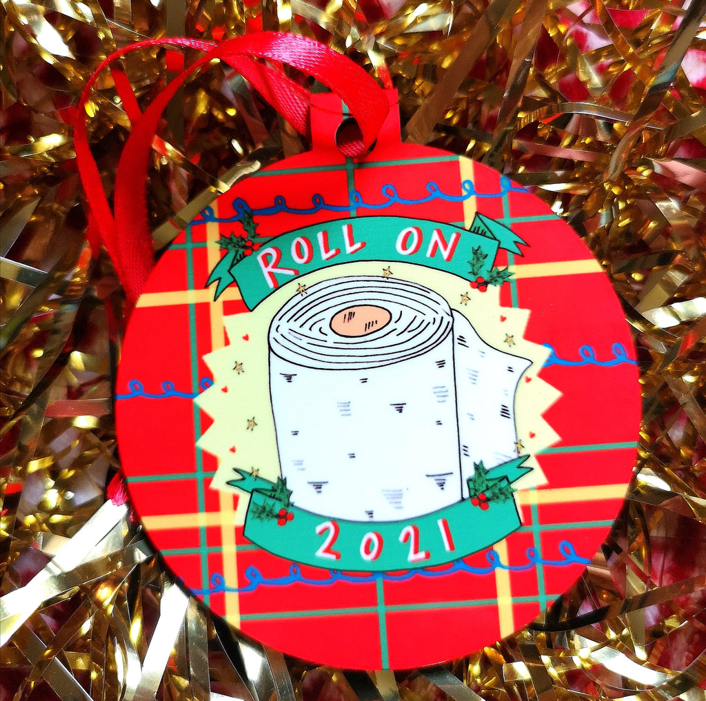 Roll on 2021! Christmas Bauble