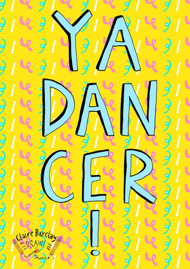 YA DANCER! Tote Bag