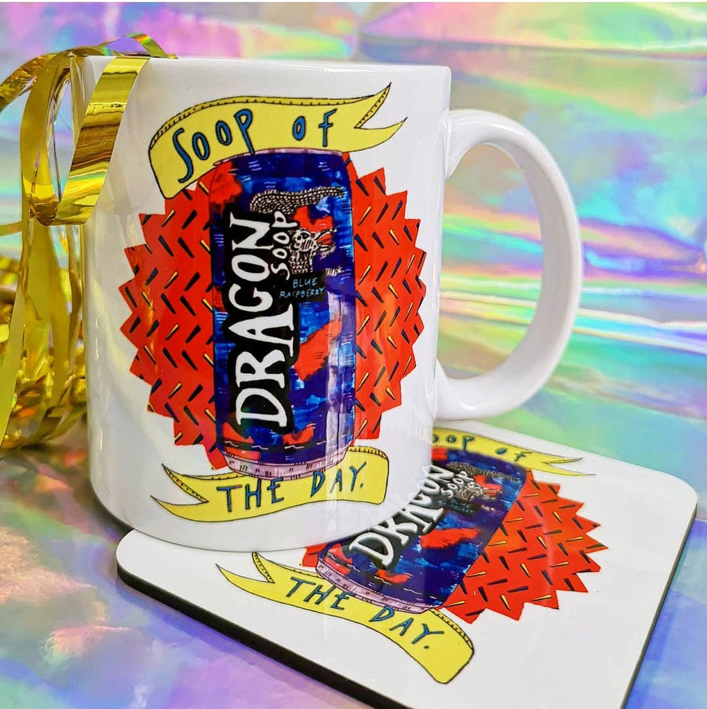 SOOP of the DAY! Dragon Soop Mug