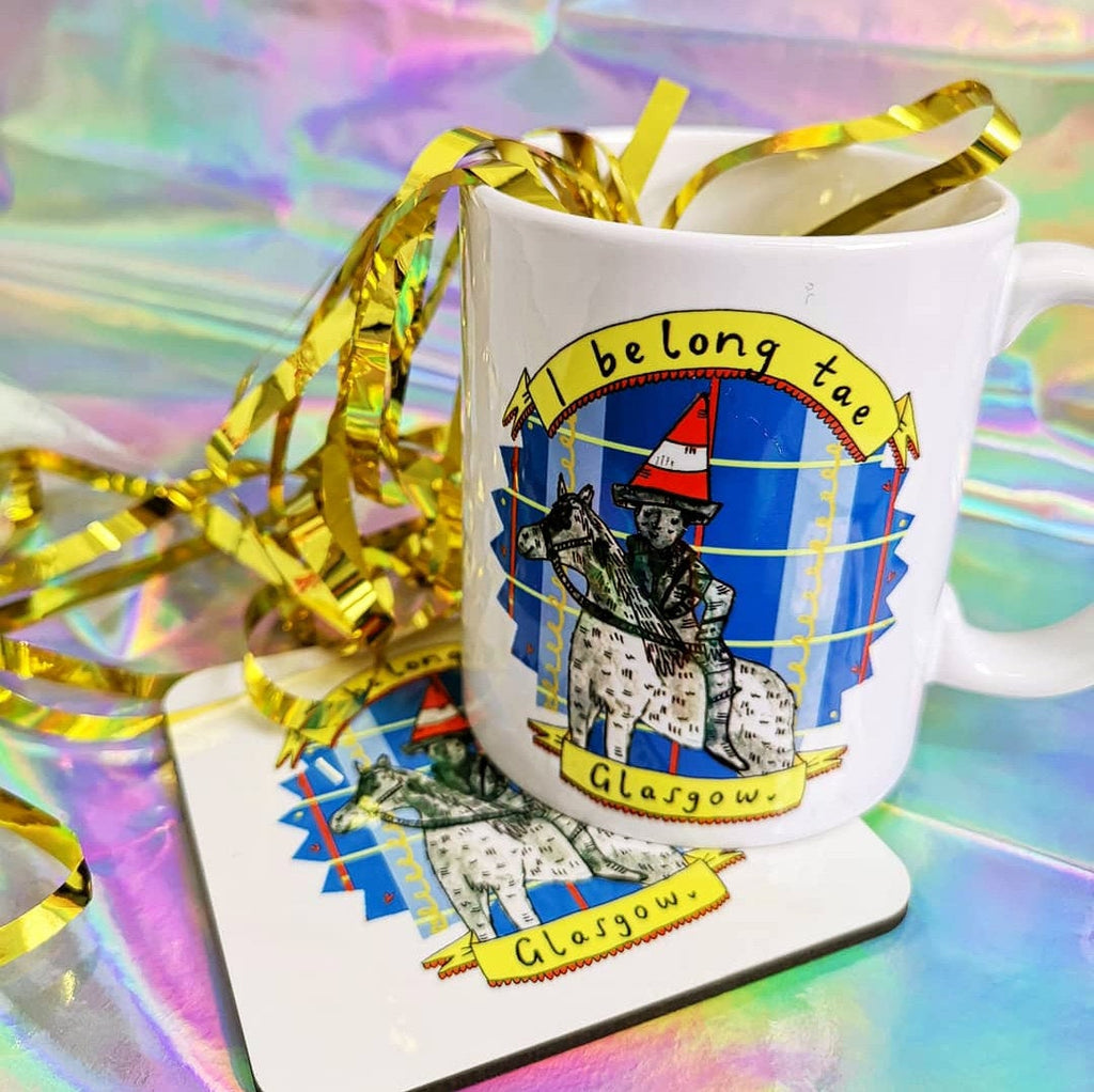 I Belong Tae Glasgow! Duke of Wellington Mug