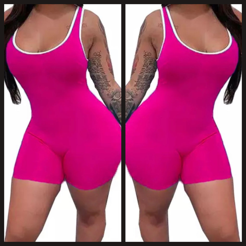 Pinky Body suit