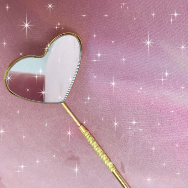 ♡ Sweet Heart ♡ Lash Mirror ♡