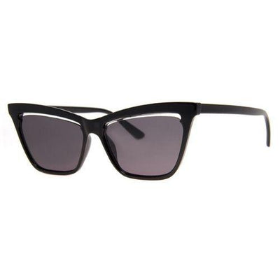 Black Cut Out Sunglasses accessories JEMS Boutique Style