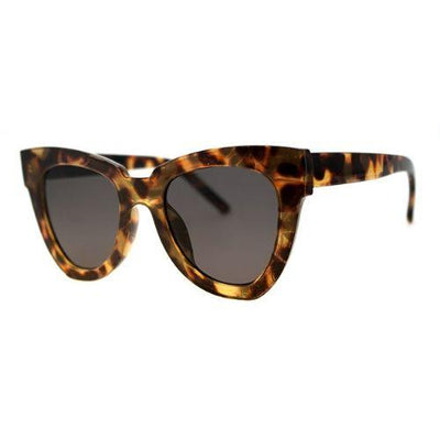 Tortoise Chunky Sunglasses accessories JEMS Boutique Style