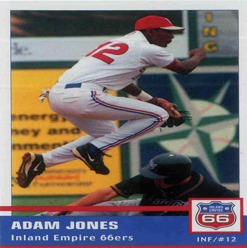Inland Empire 66ers of San Bernardino 2005 Team Card Set