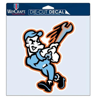 Inland Empire 66ers of San Bernardino Mechanic Decal