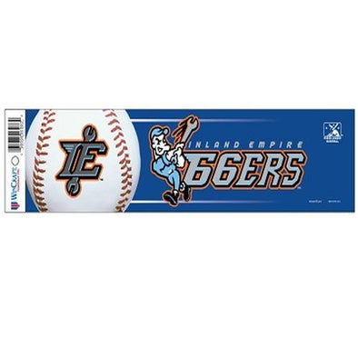 Inland Empire 66ers of San Bernardino 66ers Bumper Sticker