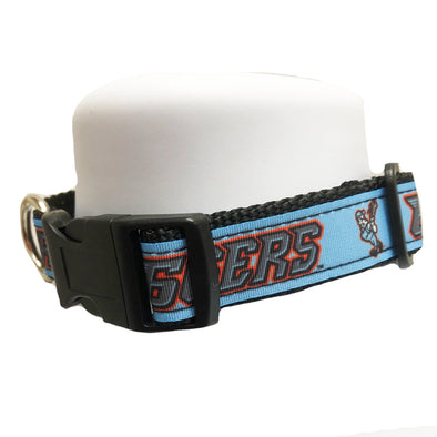 66ers dog collar