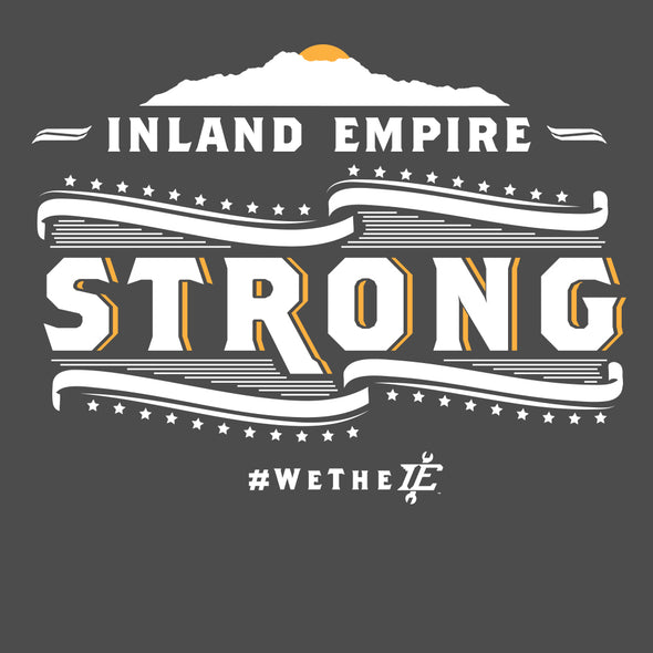 """Inland Strong"" Charity T-shirt"