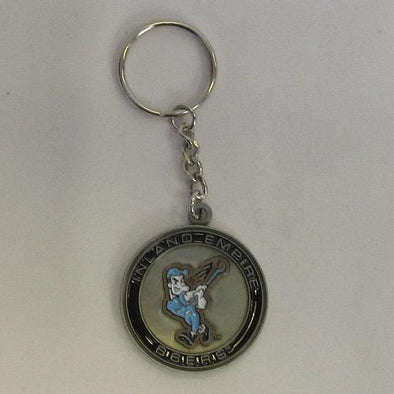 Inland Empire 66ers of San Bernardino Mechanic Key Chain