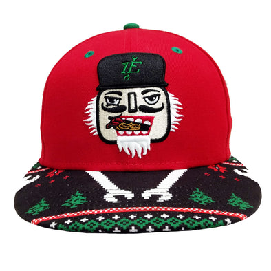 IE 59Fifty Nutcracker cap