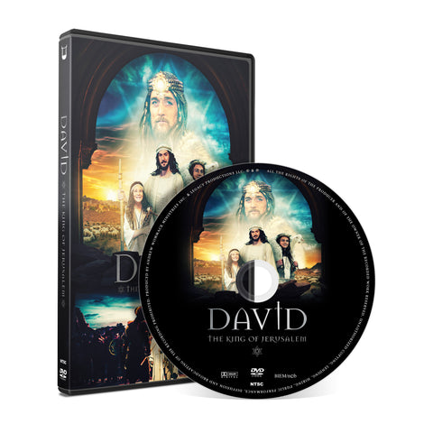 DAVID - The King of Jerusalem | DVD