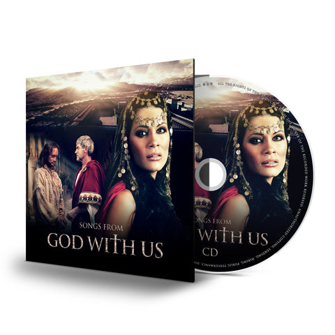 Songs from God With Us | CD