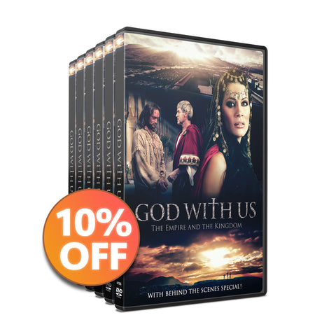 10 DVD Discount Bundle | God With Us