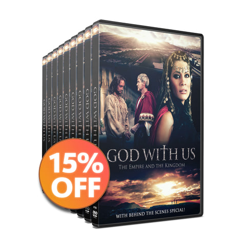 15 DVD Discount Bundle | God With Us