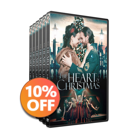10 DVD Discount Bundle | The Heart of Christmas