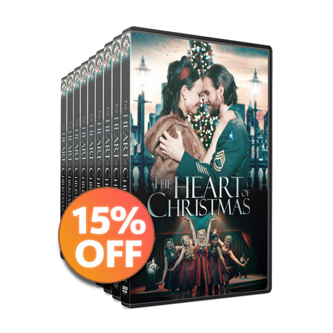 15 DVD Discount Bundle | The Heart of Christmas