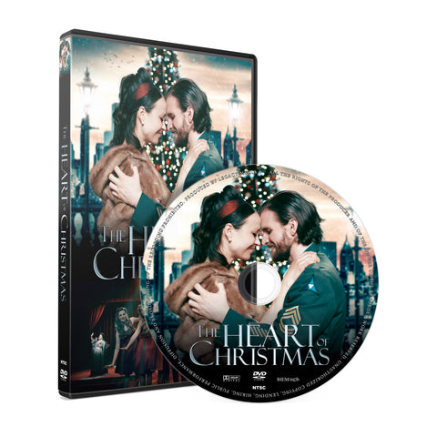 The Heart of Christmas | DVD