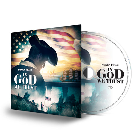 Songs from In God We Trust | CD