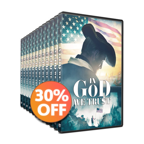 🇺🇸 30 DVD Discount Bundle | In God We Trust