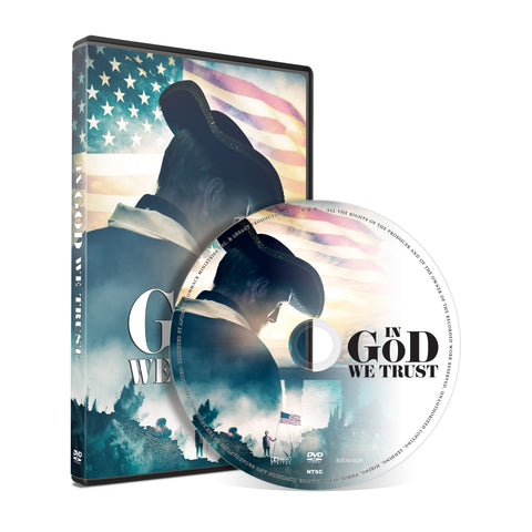 🇺🇸 In God We Trust | DVD