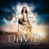 Songs from DAVID - The King of Jerusalem | CD