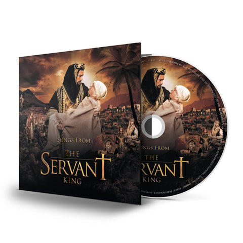 Songs from The Servant King | CD