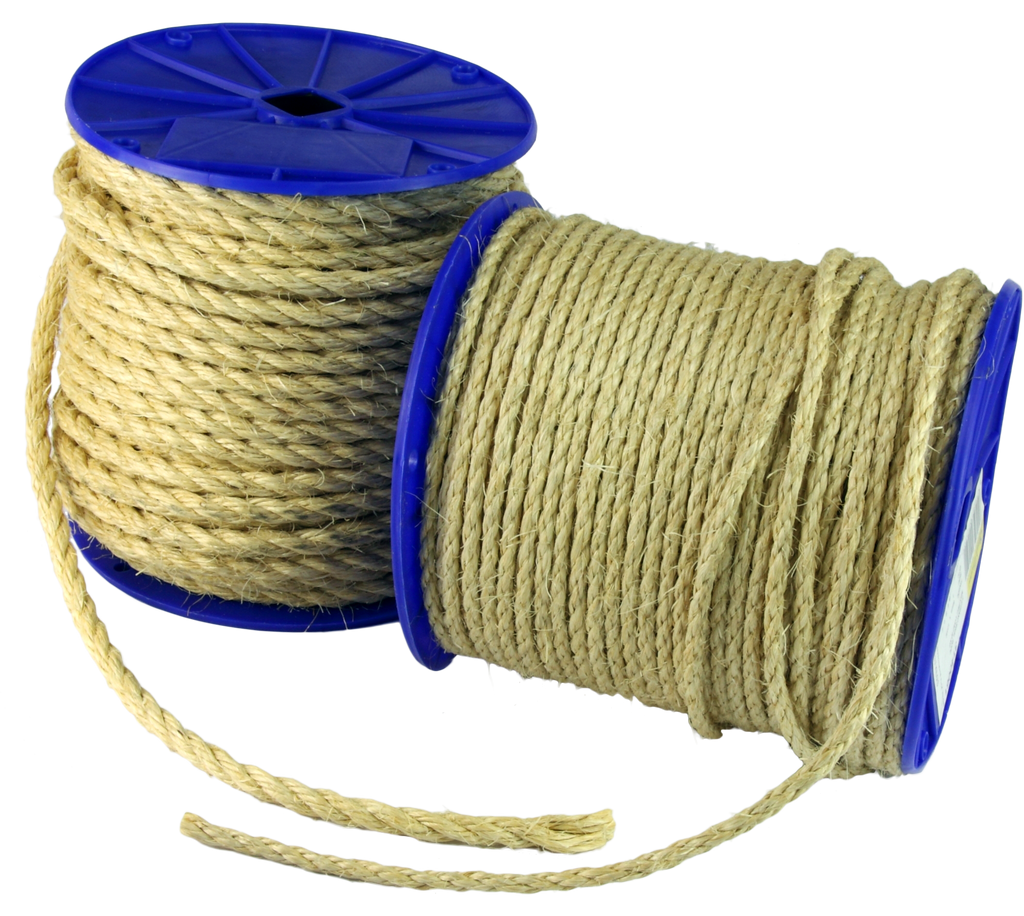 Eliza Tinsley Limited · 3140 - TWISTED   SISAL ROPE REELS