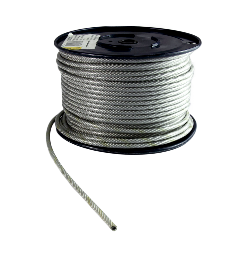 Eliza Tinsley Limited · 3833 - PLASTIC COATED STEEL WIRE ROPE . 7 X ...