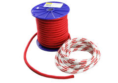 3148, 3872, 3874 - BRAIDED . POLYPROPYLENE ROPE . PARALLEL CORE