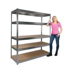 5 SHELF RACKING KIT - RB BOSS