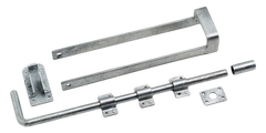 4102 - DOUBLE GATE FASTENER SET