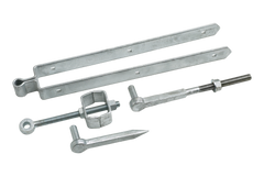 8332 - SET WITH ADJUSTABLE BOTTOM FITTINGS