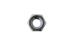9325 - HEX NUT • BRIGHT ZINC PLATED