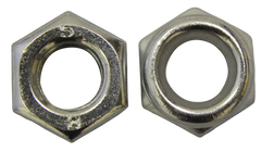 9326 - NYLON LOCKING NUT • BRIGHT ZINC PLATED