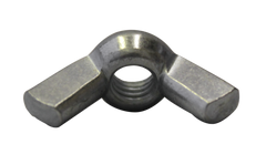 9328 - WING NUT • BRIGHT ZINC PLATED
