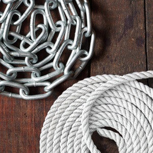 Chain, Rope & Accessories