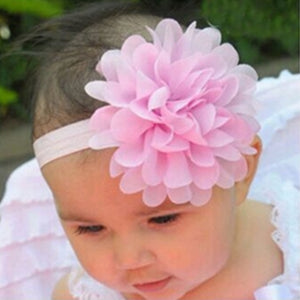Flower Headband Set