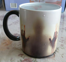 Load image into Gallery viewer, Zombie Heat Sensitive Mug
